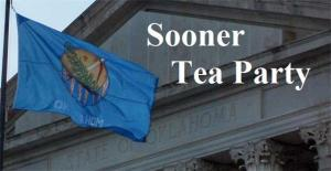 Sooner Tea Party Logo