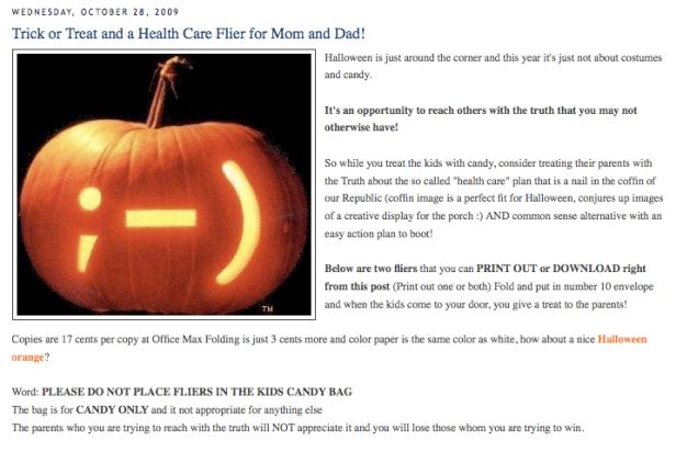 apackof2 halloween flyer idea