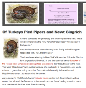 Of Turkeys Pied Pipers Newt - StubbornFacts
