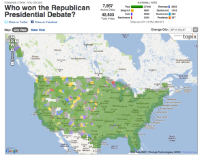 Green Map updated 081811
