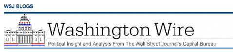 Washington Wire WSJ Blog