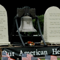 Liberty Bell honors our fallen soldier in Arkansas