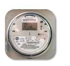 smart meter lightened