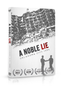 A Noble Lie dvd-cover