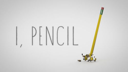 Essay on If I were a Pencil