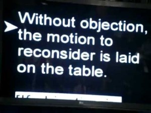 RNC 2012 Teleprompter