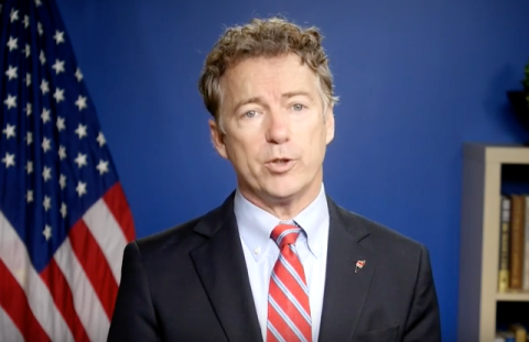 Rand Paul Response to State of the Union 2016