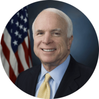 What Should Be Done To RINOs Like John McCain That Betray Us Over And Over Again?