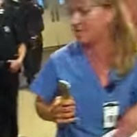 Nurse forcibly arrested for not allowing cop to draw blood of unconscious patient (VIDEO)
