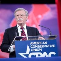 Why are we still listening to John Bolton?