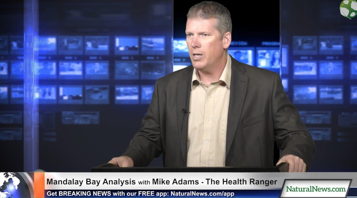 VIDEO: Health Ranger demands FBI stop lying to America about the Las Vegas shooting