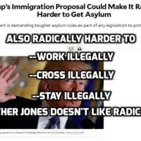 "John Derbyshire: Two Cheers For Trump's Immigration Proposal–Especially ""Interior Enforcement"""