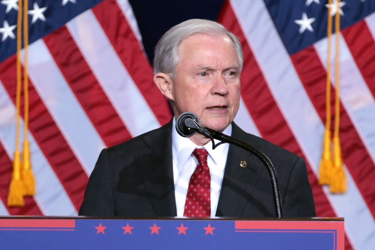 What's Wrong with Jeff Sessions?
