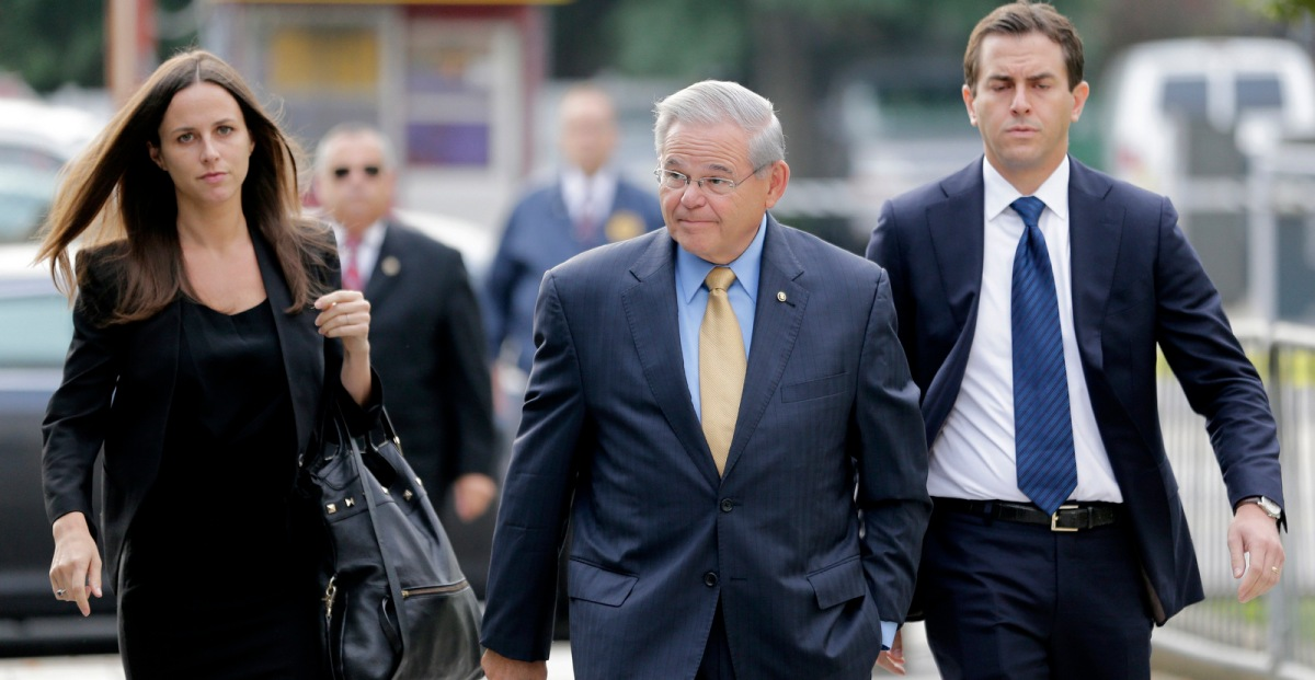 Sen. Menendez Mistrial Has Serious Implications for Future Corruption Cases