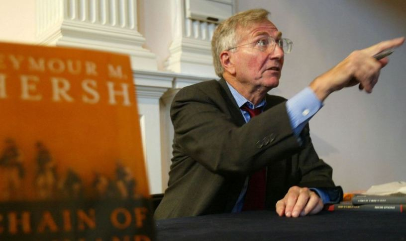 Seymour Hersh Says Hillary Approved Sending Libyas Sarin To Syrian