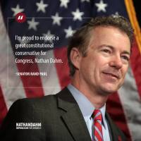 Rand Paul Endorses Nathan Dahm for Congress  -- Oklahoma CD01