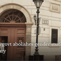 """The Tide Is Turning Against """"Gender Studies""""—Just Not Fast Enough"""