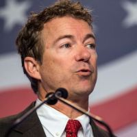 Rand Paul Against the World of War... For Peace