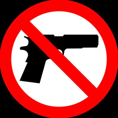 No Second Amendment