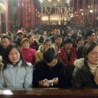 China on Course to become 'World's most Christian Nation'