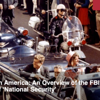 Treason in America: An Overview of the FBI, CIA and Matters of 'National Security'
