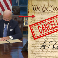 Executive Order Canceling the Constitution