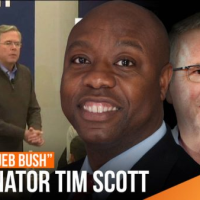 Senator Tim Scott—the Black Jeb Bush