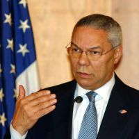 Colin Powell, Politely Anguished War Criminal, Dead at 84